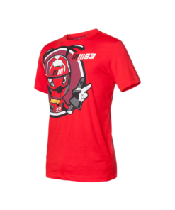 MM93 CAMISETA MARC MARQUEZ HORMIGA RACING
