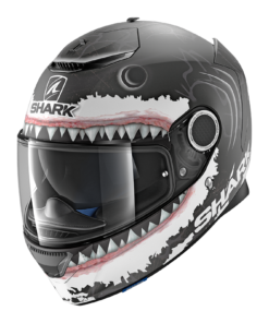 CASCO INTEGRAL SHARK SPARTAN REPLICA LORENZO