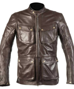 CHAQUETA MOTO LEGEND MAN BY CITY