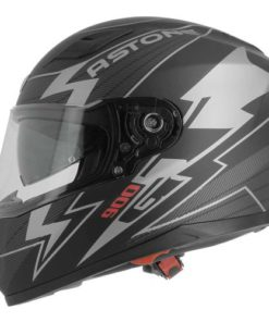 ASTONE GT900 ARROW NEGRO MATE GREY