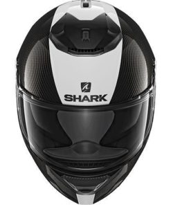 CASCO INTEGRAL SHARK SPARTAN CARBON SKIN