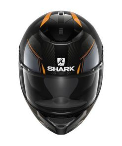 CASCO INTEGRAL SHARK SPARTAN CARBON SILICIUM