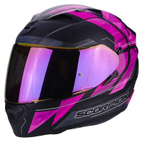SCORPION EXO-1200 AIR HORNET MATT PINK
