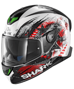 CASCO INTEGRAL SHARK SKWAL SWITCH RIDER 2