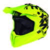 MT OFF ROAD FALCON KARSON F2 AMARILLO FLÚOR MATE