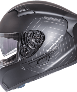 CASCO INTEGRAL MT KRE SV SOLID MATT BLACK