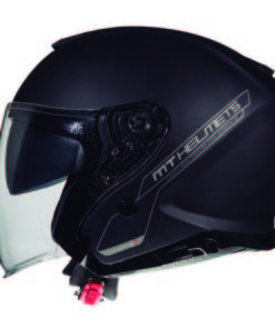 MT JET THUNDER 3 SV SOLID A1 NEGRO MATE