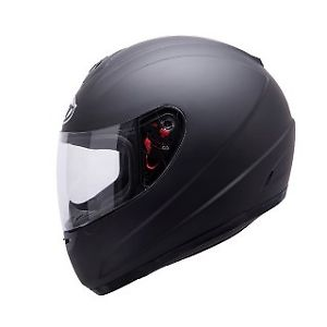 bef4660e MT THUNDER SHELL KID SOLID NEGRO BRILLO - Outlet Cascos