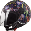 CASCO JET LS2 SPHERE LUX BLOOM