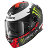 CASCO SHARK SPARTAN REPLICA LORENZO MONSTER MAT