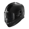 CASCO INTEGRAL SHARK SPARTAN DUAL BLACK