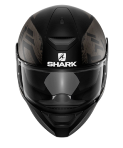 CASCO INTEGRAL SHARK D-SKWAL HIWO MAT