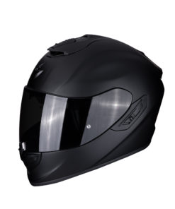SCORPION EXO 1400 CARBON AIR SOLID (NEGRO MATE)