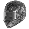 CASCO INTEGRAL SHARK RIDILL DRIFT-R MAT
