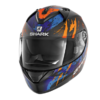 CASCO INTEGRAL SHARK RIDILL THREEZY MAT
