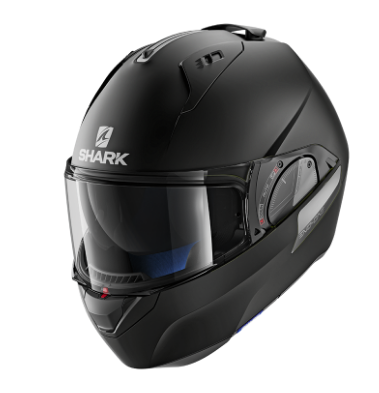 CASCO MODULAR SHARK EVO-ONE 2 BLANK MAT