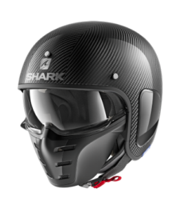 CASCO SHARK S-DRAK CARBON SKIN