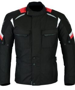 CHAQUETA MOTO TORENTO UP ROAD
