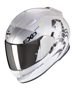 SCORPION EXO 510 AIR PIQUE SILVER
