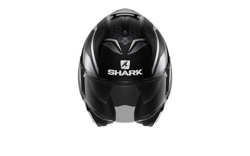 SHARK EVO ES YARI BLACK MAT ANTHRACITE