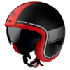 CASCO MT JET LE MANS 2 SV TANT A5 GLOSS RED