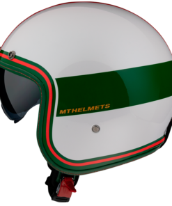 CASCO MT JET LE MANS 2 SV TANT D5 GLOSS PEARL RED