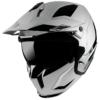 CASCO MT TRIAL STREETFIGHTER SV A2 SILVER
