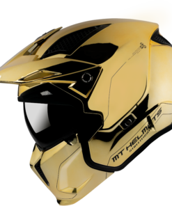 CASCO MT TRIAL STREETFIGHTER SV A9 GOLD